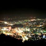 眉山夜景の画像