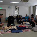 第2回徳島県立海部病院 院内急変心肺蘇生トレーニングコース(平成26年度「指導医養成プログラム事業」)の画像