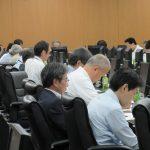 平成30年度 徳島県地域医療支援センター臨時運営会議(専門研修プログラムに関する地域協議会)の画像