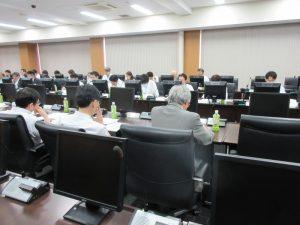 令和元年度 第1回徳島県地域医療支援センター人事調整協議会の画像