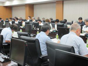 令和元年度 第1回徳島県地域医療支援センター運営会議(専門研修プログラムに関する地域協議会)の画像