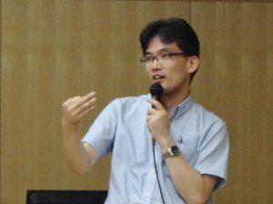 講演+シンポジウム 川尻先生(名古屋医療センター)