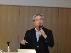 講演+シンポジウム後藤先生(徳島赤十字病院)