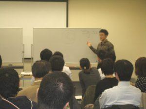 教育回診入江先生