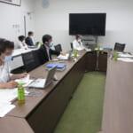 令和3年度 第1回徳島県地域医療支援センター運営会議(令和4年度開始専門研修プログラムに関する地域協議会)(8/19実施)の画像